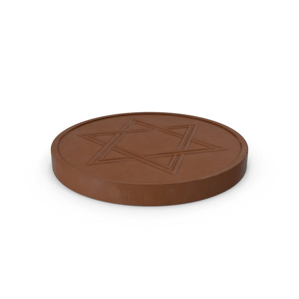 Thumbnail for Hanukkah Chocolate Gelt Coin Unwrapped