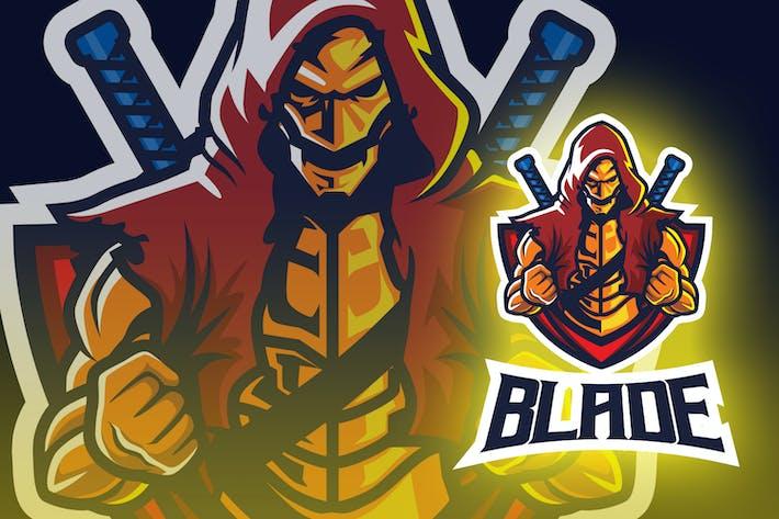 Thumbnail for Demon Warrior Esport Logo