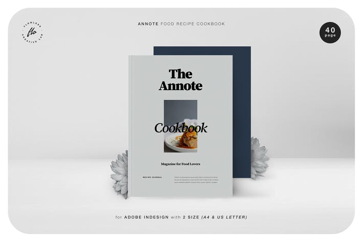 Thumbnail for Annote Food Recipe Cookbook