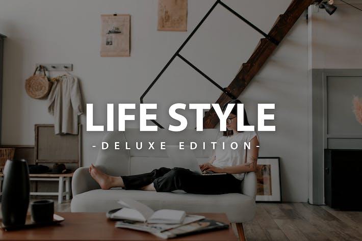 Life Style Deluxe Edition   Для мобильных и настольных ПК