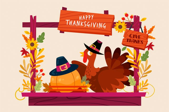 Thumbnail for Thanksgiving Booth