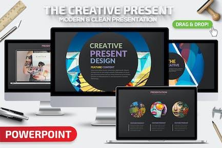 Die kreative Powerpoint-Präsentation