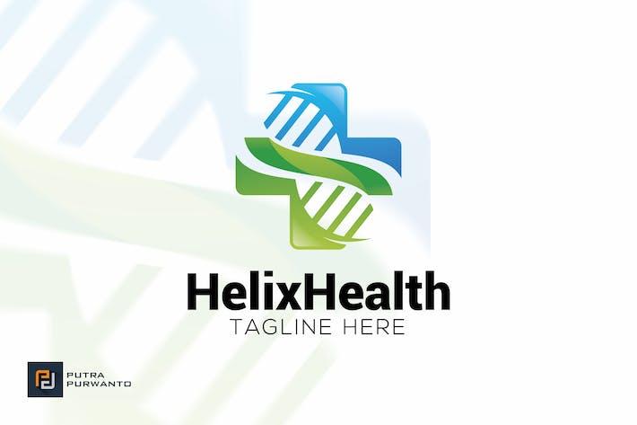 Thumbnail for Helix Health - Logo Template
