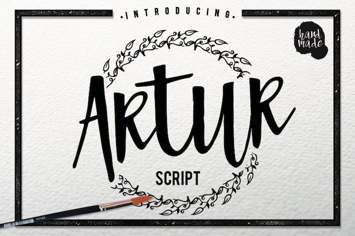 Thumbnail for Artur Script