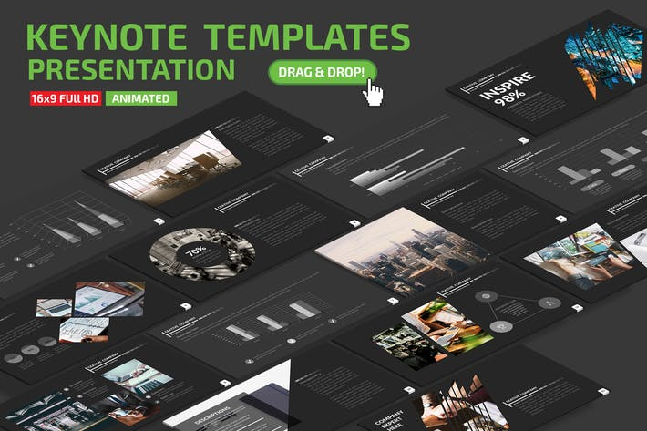 Thumbnail for Keynote Templates Presentation
