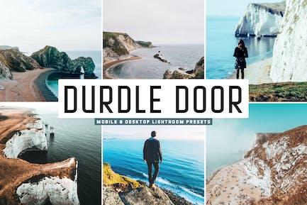 Durdle Door Mobile & Desktop Lightroom Presets
