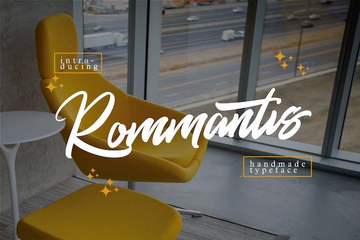 Thumbnail for Rommantis Script