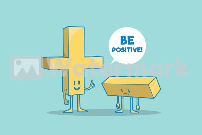 Thumbnail for Be Positive