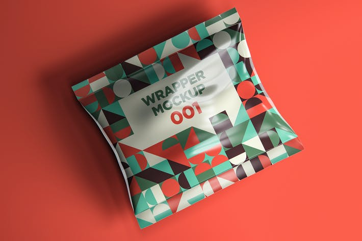 Thumbnail for Wrapper Mockup 001