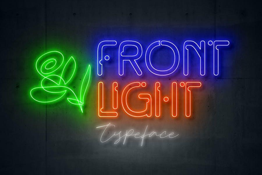 Luz delantera