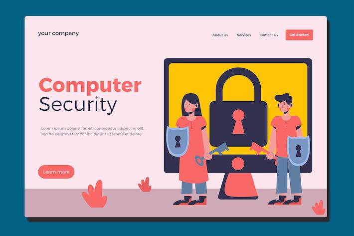 Thumbnail for Confidentialité informatique - Page d'accueil