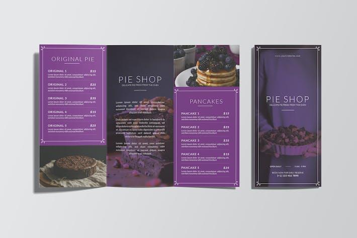 Thumbnail for Pie Shop Restaurant Menu