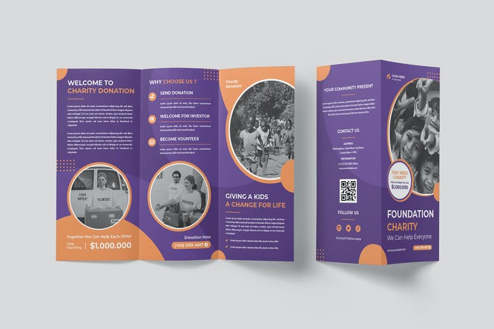 Foundation Charity Trifold