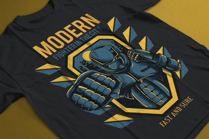 Thumbnail for Modern Fighter