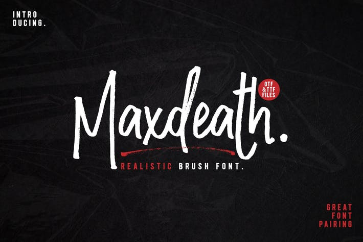 Thumbnail for Maxdeath Brush
