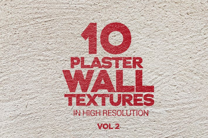 Thumbnail for Plaster Wall Textures x10 vol2