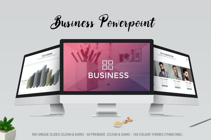 Thumbnail for Business - Simple Powerpoint