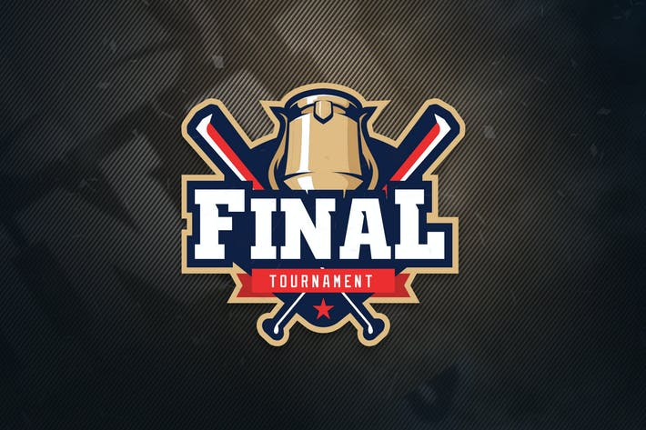 Thumbnail for Final Tournament Sports Logo