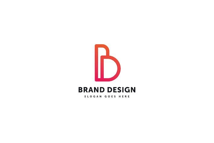Thumbnail for Brand Design Logo Template