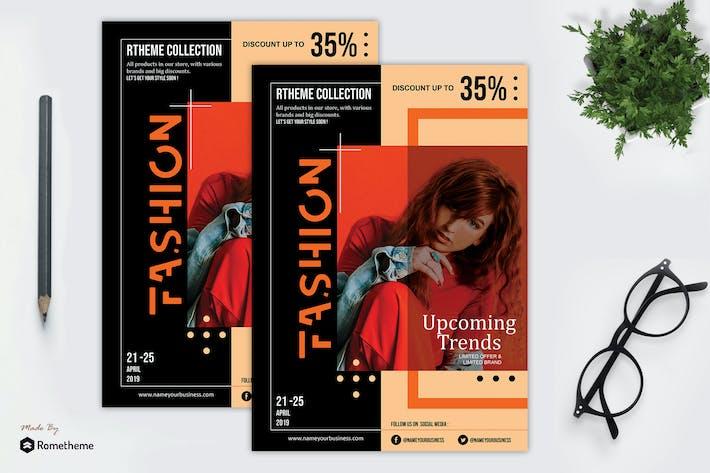 Thumbnail for Fashion Modern Flyer vol. 08