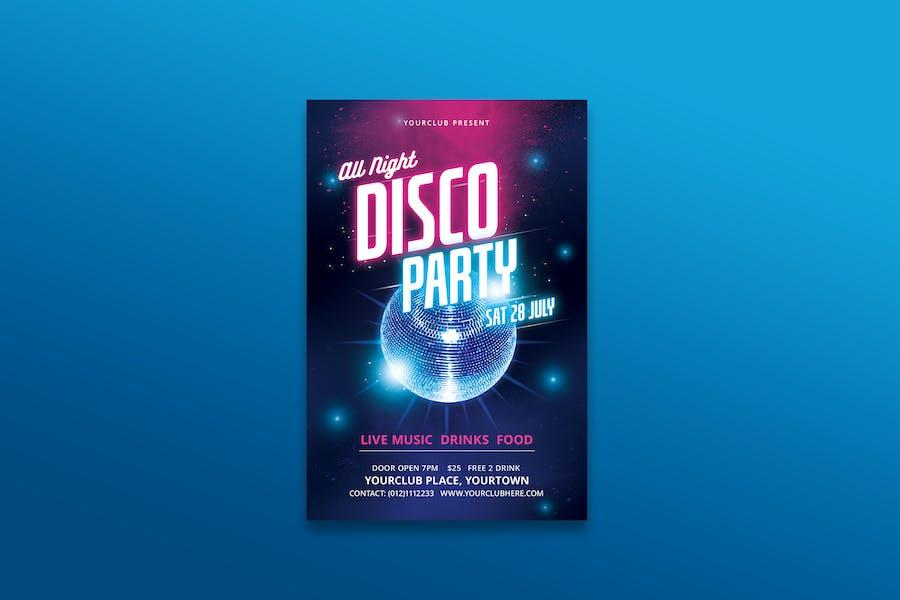 Disco / Neon Party