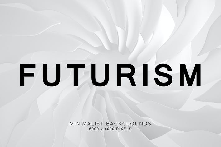 Thumbnail for Futurism Backgrounds
