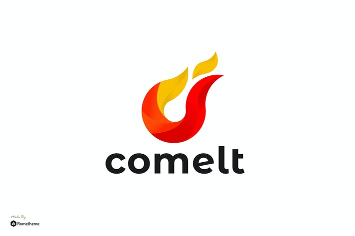 Thumbnail for Comelt - Creative Logo Template RB