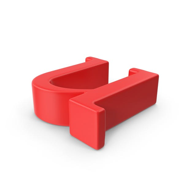 Red Small Letter U