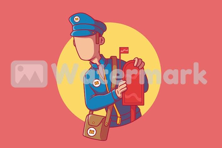 Thumbnail for Mail Mann