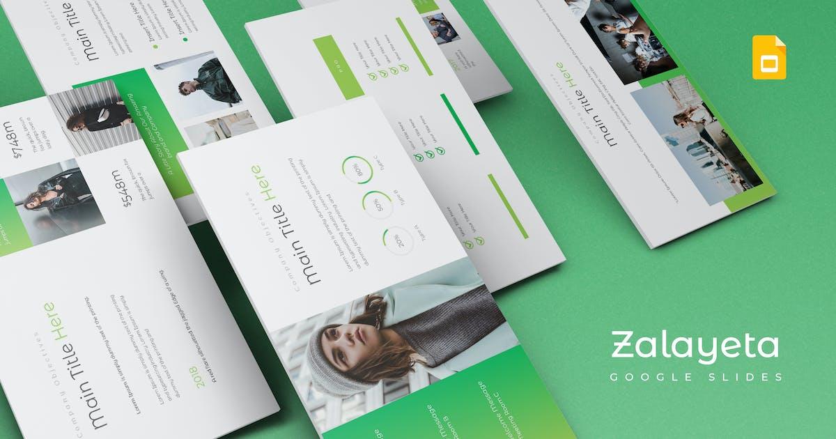 Download Zalayeta - Google Slides Template by aqrstudio