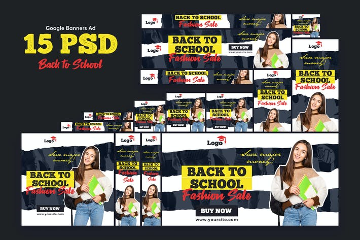 Thumbnail for Anuncio de banners de vuelta a la escuela