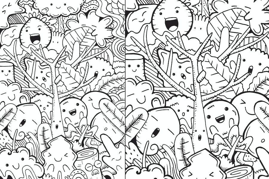 Plant Doodle