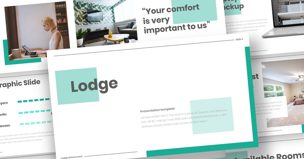 Download Lodge - Keynote Template by inspirasign