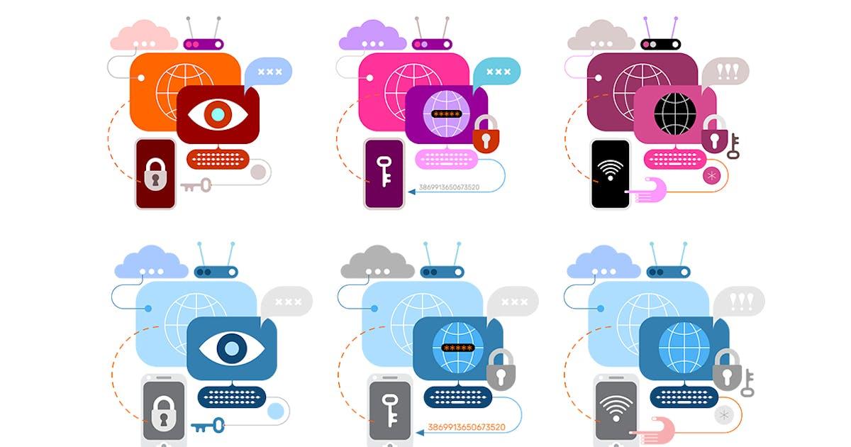 Download 6 Computer Security Service Designs by danjazzia