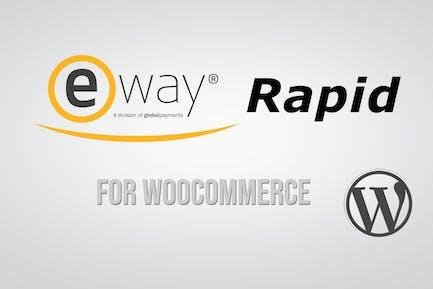 Pasarela de pago rápido eWay para WooCommerce