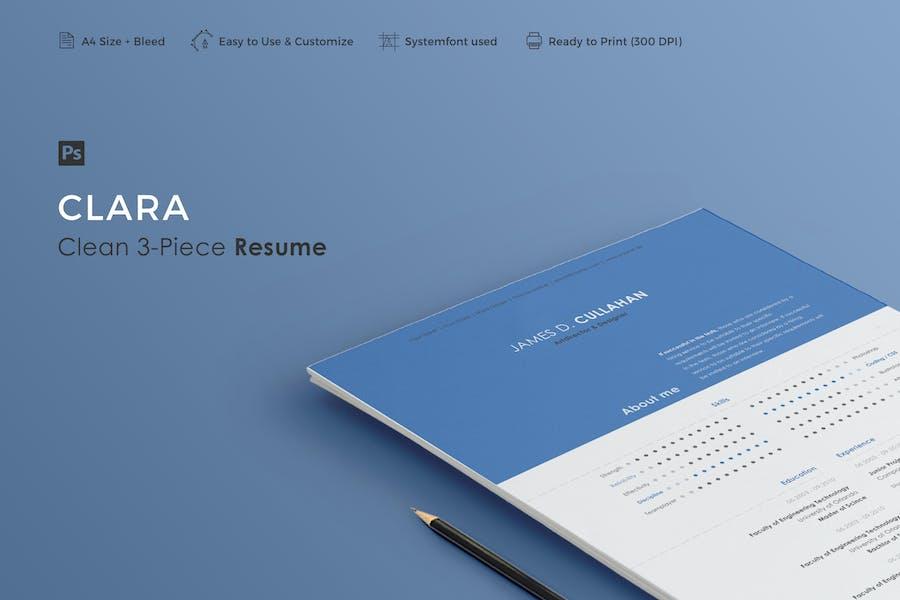 Resume | Clara