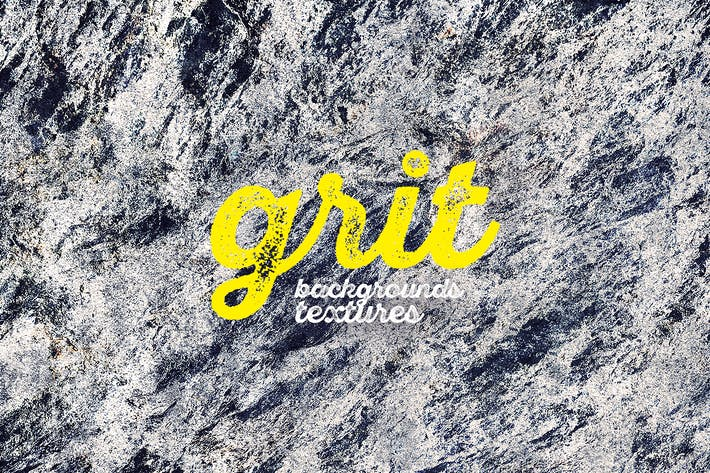 Cover Image For Grit Texture Backgrounds