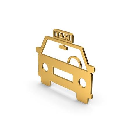Symbol Taxi Gold