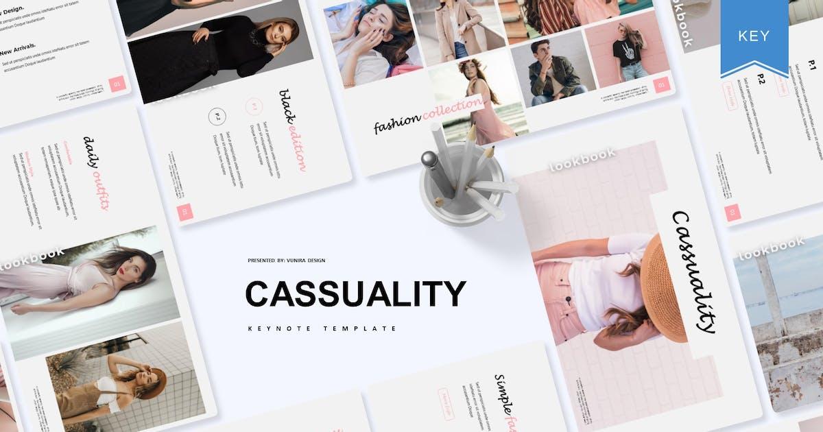 Download Casssuality | Keynote Template by Vunira