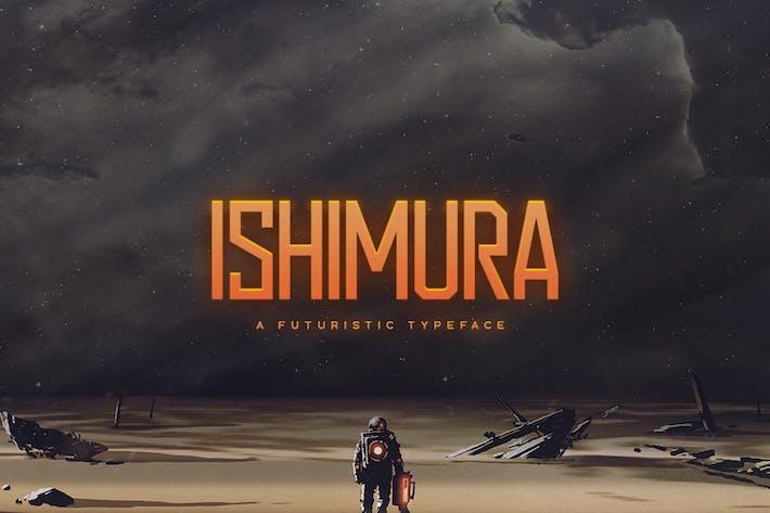 Ishimura - Fuente Futurista
