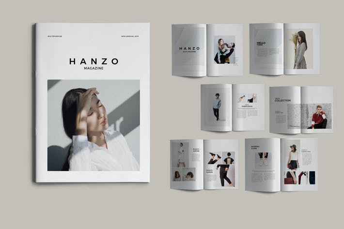 Thumbnail for HANZO - Minimal Proposal