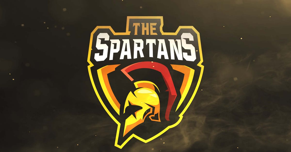 Download The Spartans Sport and Esports Logos by ovozdigital