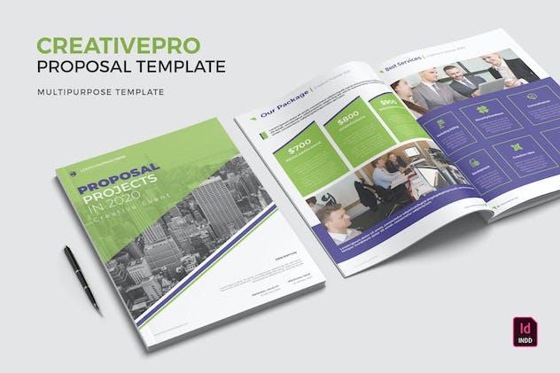 Creative Pro | Proposal