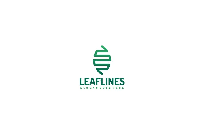 Thumbnail for Leaf Lines Logo