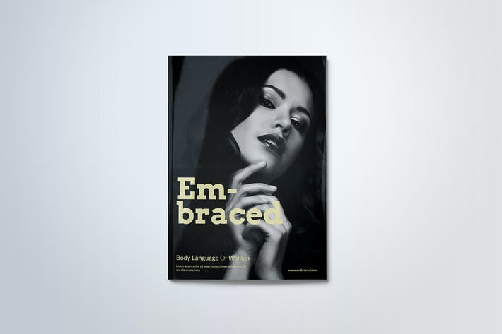 Thumbnail for HQ - Embraced Magazine