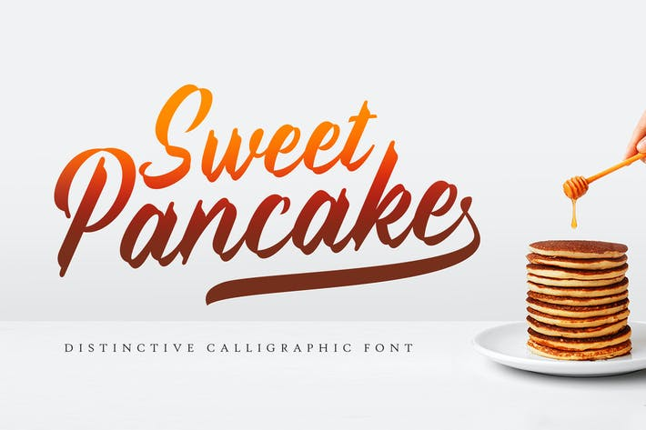 Cover Image For Sweet Pancake