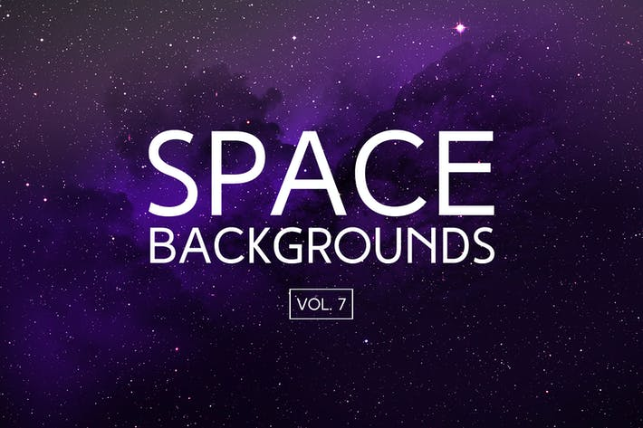 Thumbnail for Space Backgrounds 7