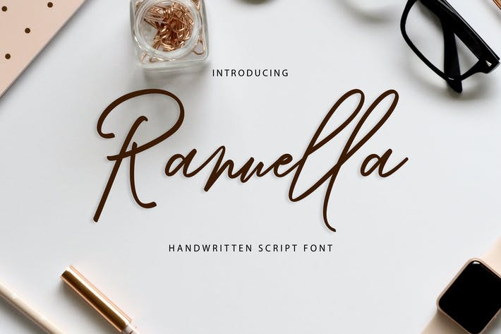Thumbnail for Ranuella Script
