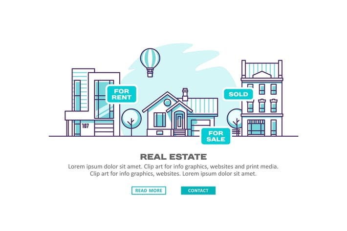 Thumbnail for Real Estate Concept
