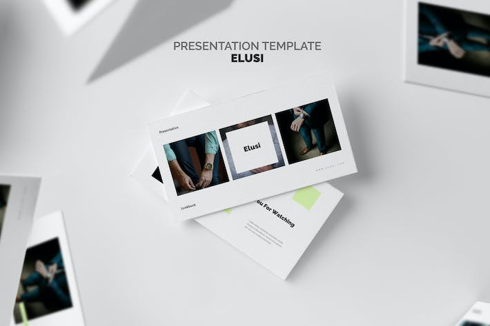 Thumbnail for Elusi : Startup Business Keynote